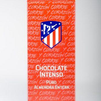 Gourmet Sport Chocolate Intenso Puro Almendra Entera Atlético de Madrid