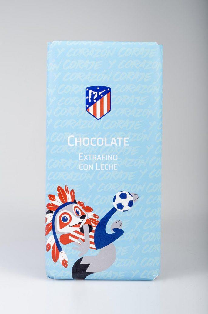 Gourmet Sport Chocolate Extrafino con Leche Atlético de Madrid