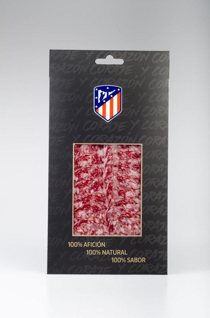 Gourmet Sport Salchichón Premium Atlético de Madrid