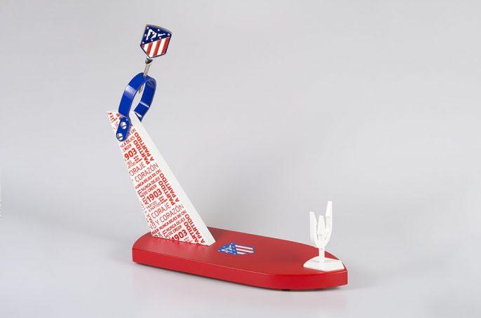 Gourmet Sport Jamonero Clásico Atlético de Madrid