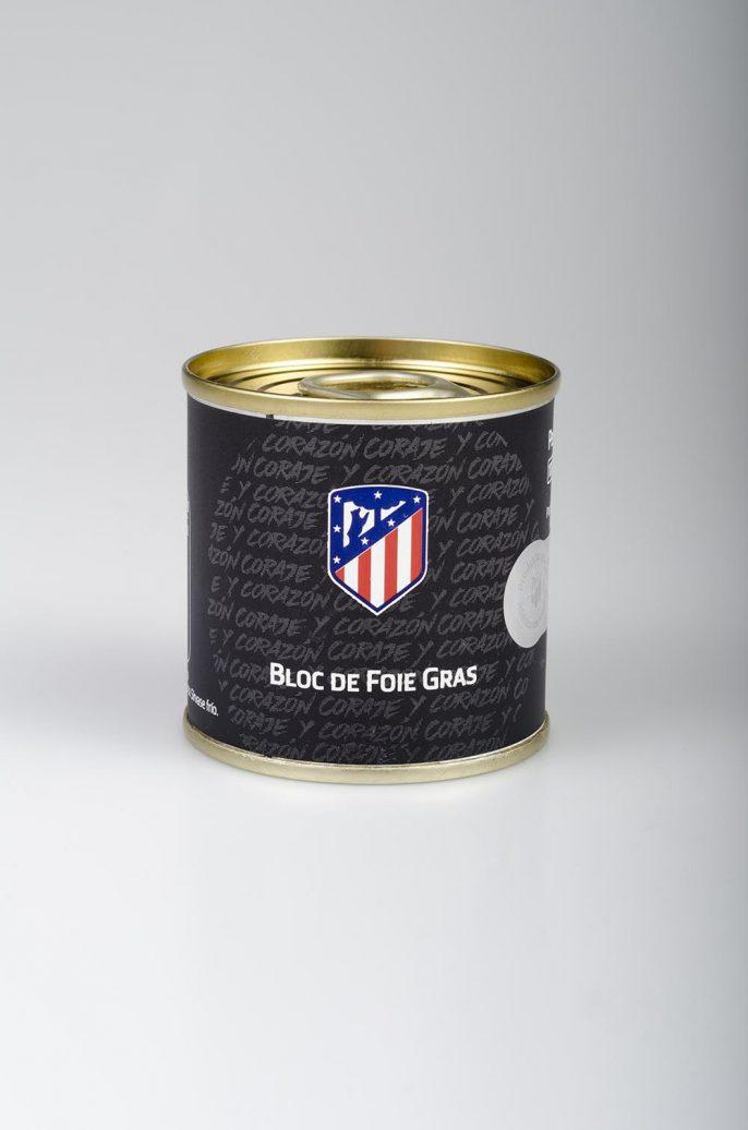 Gourmet Sport Bloc de Foie Gras Atlético de Madrid