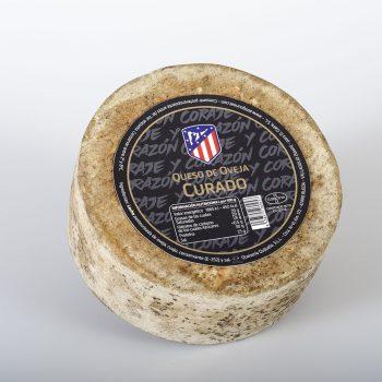 Gourmet Sport Atlético de Madrid Queso Curado