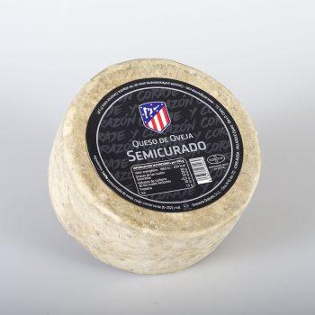 Gourmet Sport Atlético de Madrid Queso Semicurado