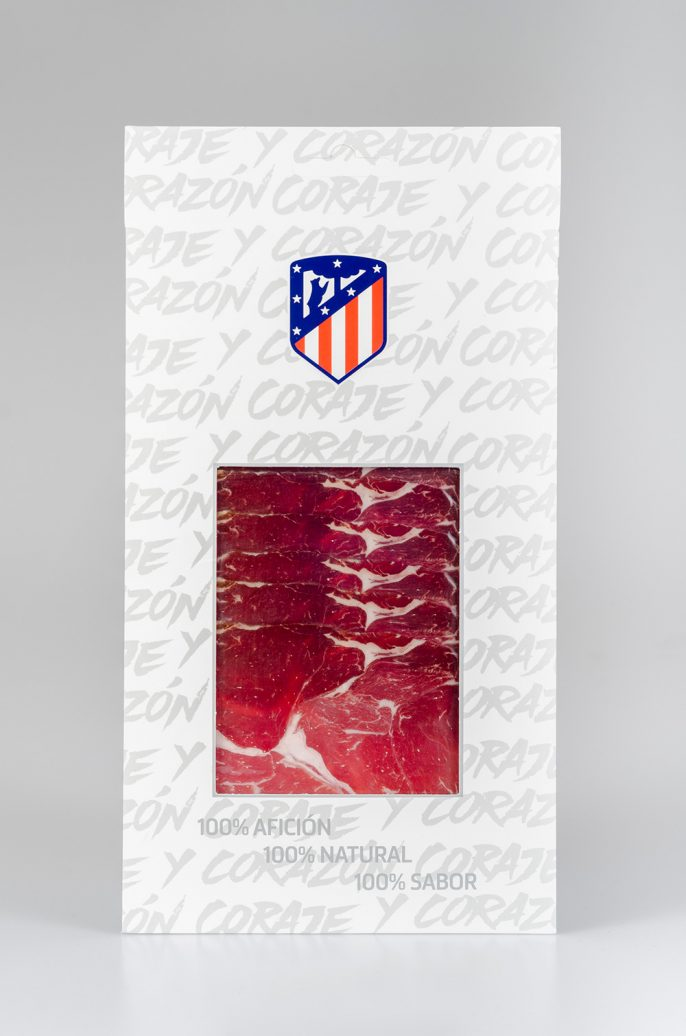 Gourmet Sport Jamón Atlético de Madrid